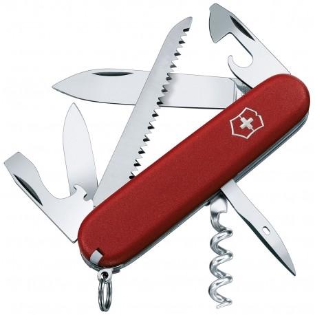Victorinox Swiss Army Knife Ecoline Red, Matt, 3.3613.B