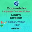 CourseLoka, Learn English, Spoken, Written, Tutor