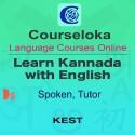 CourseLoka, Learn Kannada with English, Spoken, Tutor